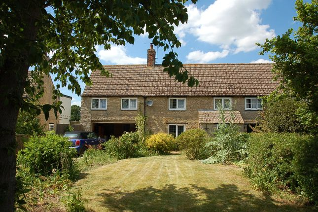 Thumbnail Semi-detached house to rent in Lilford Road, Achurch, Northamptonshire