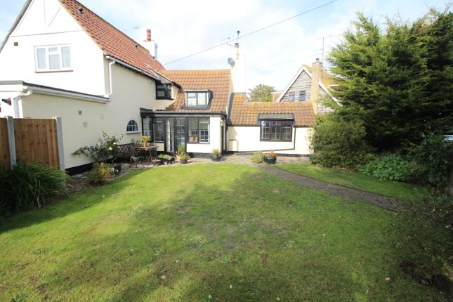 Thumbnail Semi-detached house for sale in Holland Villas, Main Road, Great Holland, Frinton-On-Sea