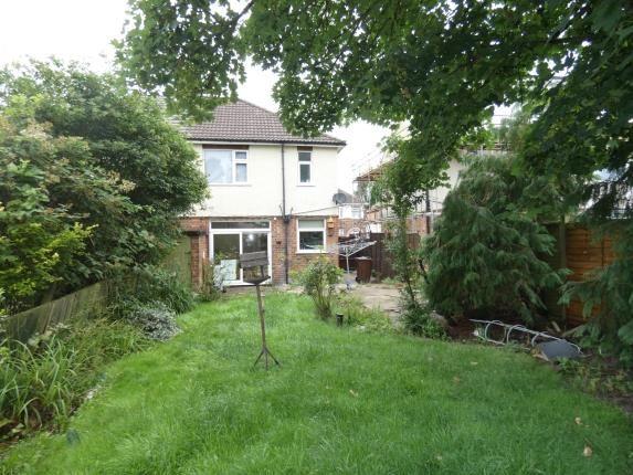 Garden of Repton Avenue, Derby, Derbyshire DE23