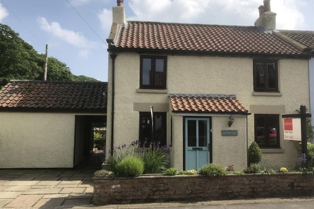 Thumbnail Semi-detached house for sale in Hall View, East Harlsey, Northallerton