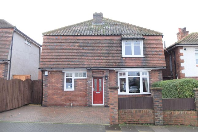 4 bed detached house for sale in Bedford Road, Carlisle CA2