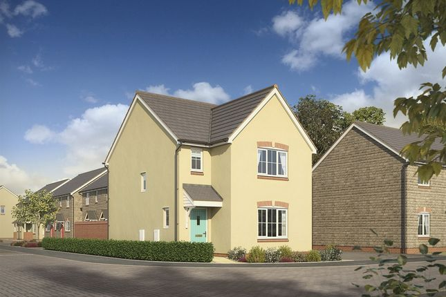 "Thumbnail Detached house for sale in ""The Hatfield"" at Llysonnen Road, Carmarthen"