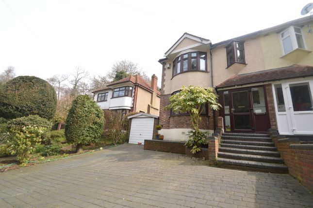 Thumbnail Semi-detached house to rent in New Road, Abbey Wood, London