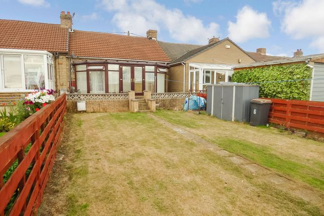 Thumbnail Bungalow for sale in Fell Side, Consett