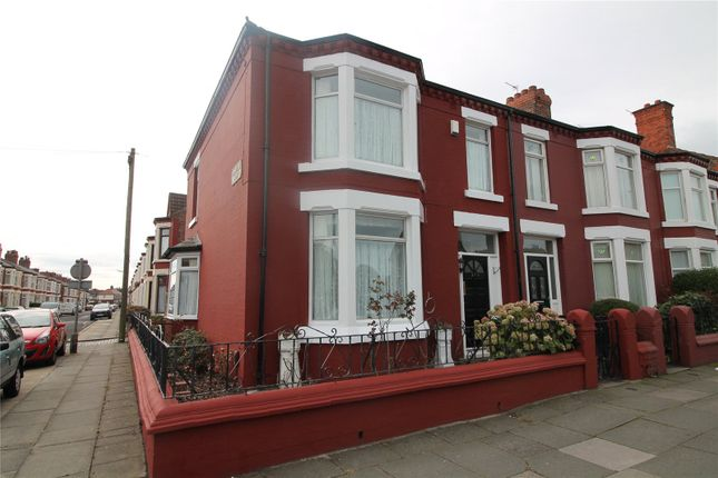 Property for sale in Longmoor Lane, Fazakerley, Liverpool
