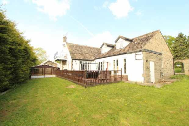 Thumbnail Detached house for sale in Harrogate Road, Otley, North Yorkshire