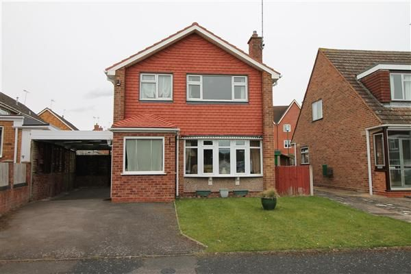 Thumbnail Detached house for sale in Boteler Close, Alcester, Alcester