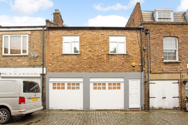 Office to let in Chippenham Mews, London