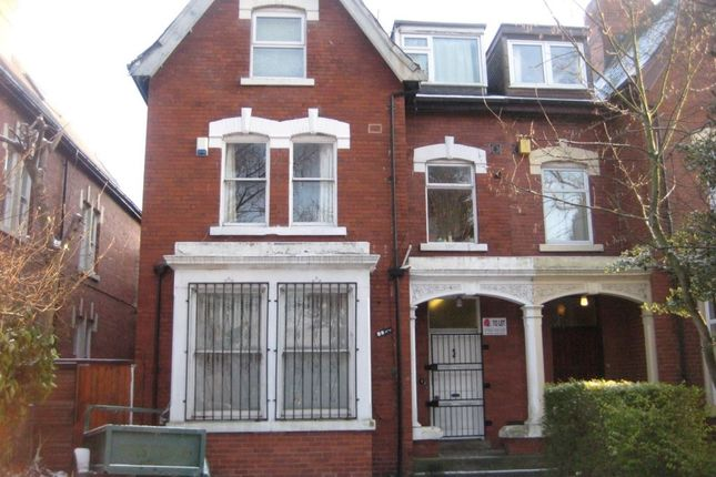 Thumbnail Maisonette to rent in Cardigan Road, Hyde Park, Leeds