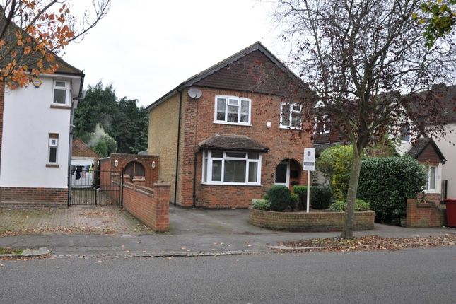 Thumbnail Detached house for sale in St. Bernards Road, Langley, Slough