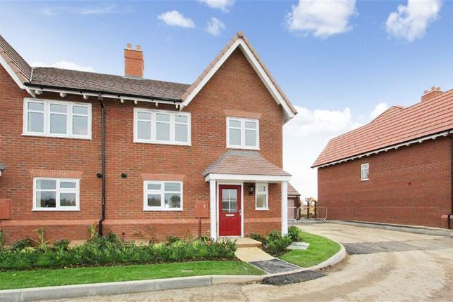 Thumbnail Semi-detached house to rent in Welby Close, Swindon, Wiltshire