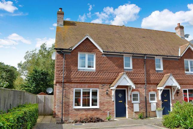 Thumbnail Semi-detached house for sale in Farmhouse Mews, Thatcham