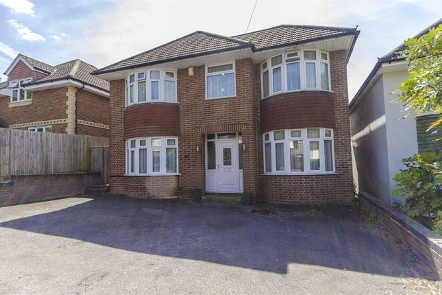 Thumbnail Detached house for sale in Lordswood Road, Bassett, Southampton, Hampshire