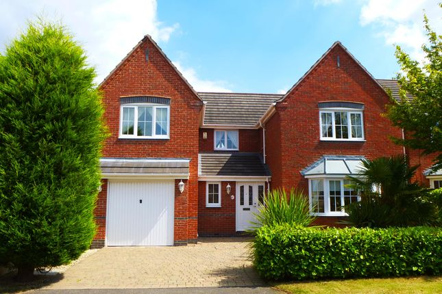Thumbnail Property to rent in Spruce Court, Worksop
