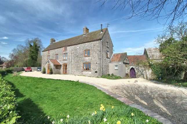 Thumbnail Detached house for sale in Itchington, Alveston, Bristol