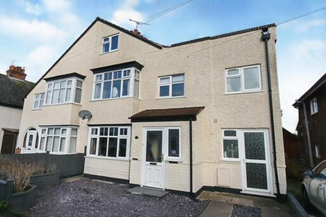 Thumbnail Semi-detached house for sale in The Crossways, Birstall, Leicester, Leicestershire