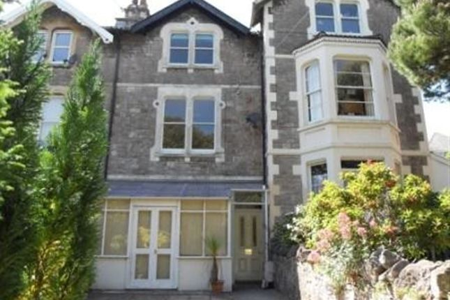 Thumbnail Terraced house to rent in Shrubbery Terrace, Weston-Super-Mare