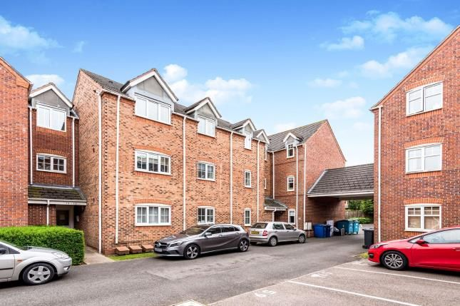 Thumbnail Flat for sale in Mulberry Drive, Off Whitley Drive, Lichfield, Staffordshire