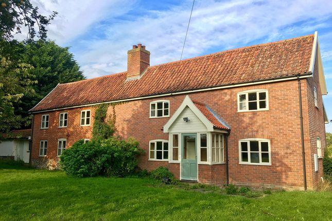 Thumbnail Cottage to rent in Park Farm Cottage, Caston Road, Griston