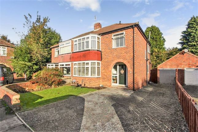 3 bed semi-detached house to rent in Cleveland Gardens, Eaglescliffe, Stockton-On-Tees TS16