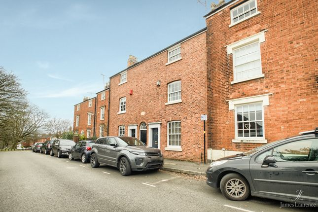 Town house for sale in Lee Crescent, Edgbaston, Birmingham