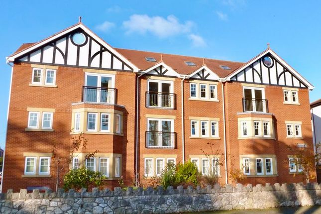 Thumbnail Duplex for sale in Llannerch Road East, Rhos On Sea, Colwyn Bay