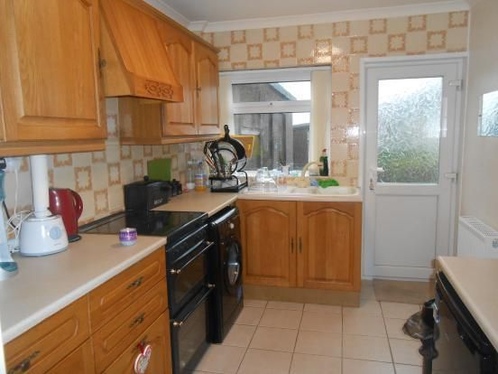 Thumbnail Semi-detached house to rent in Bryn Golau, Cefn Glas, Bridgend