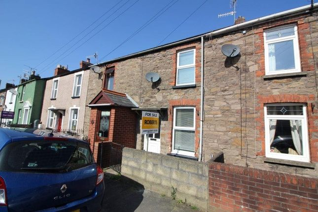 Thumbnail Property to rent in Victoria Street, Abergavenny
