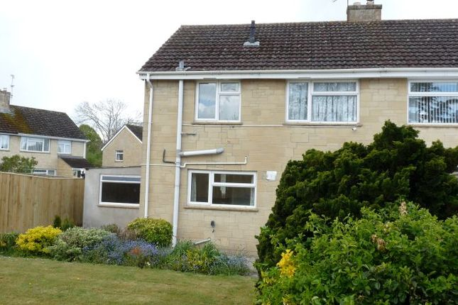 3 bed semi-detached house to rent in Myrtle Road, Martock TA12