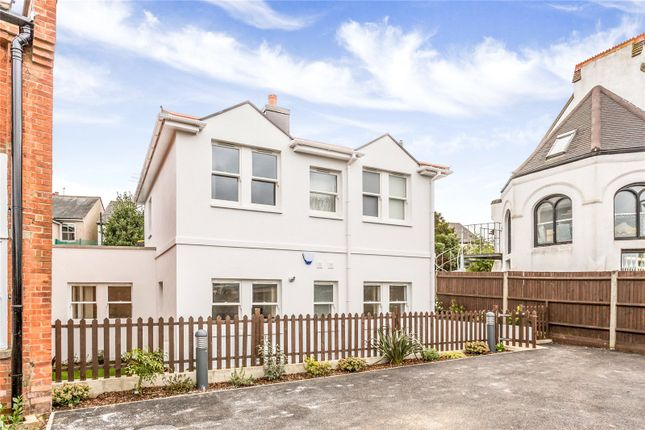 Thumbnail Detached house for sale in Plot 5 Former Police Station, Sparrows Herne, Bushey, Hertfordshire
