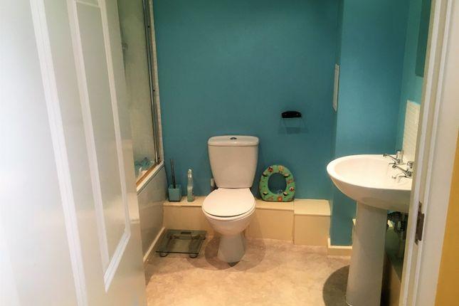 Bathroom of Britannia House, Palgrave Road, Bedford MK42