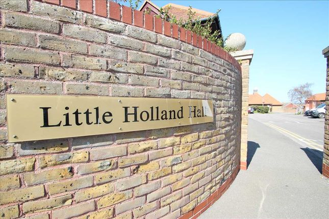 Main Picture of The Lodge, Hall Crescent, Frinton Road, Holland-On-Sea CO15