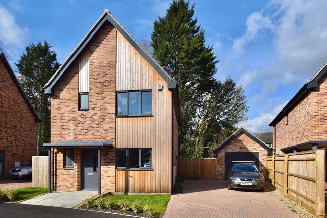 3 bed detached house for sale in Nightingale Close, Woodbridge IP12