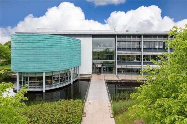 Serviced office to let in The Alba Campus, Rosebank, Livingston