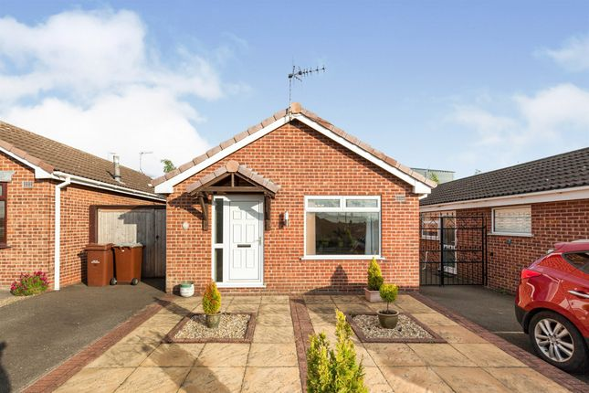 Thumbnail Detached bungalow for sale in Sunningdale Road, Bulwell, Nottingham