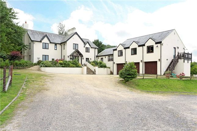 Thumbnail Detached house for sale in Basset Down, Salthrop