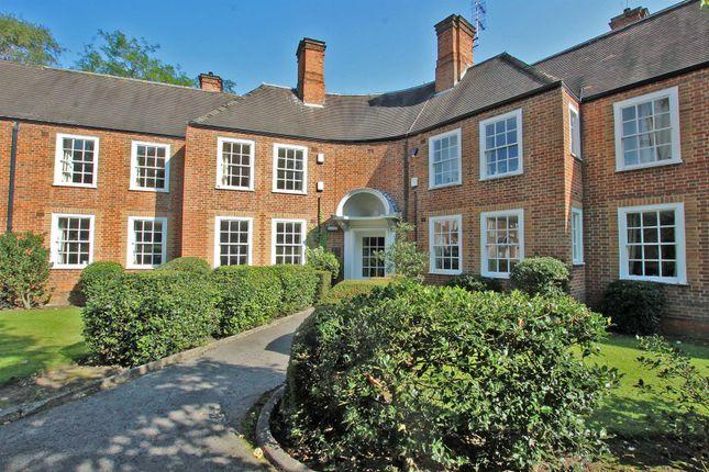 Thumbnail Flat to rent in St Helier Court, Park Drive, The Park, Nottingham