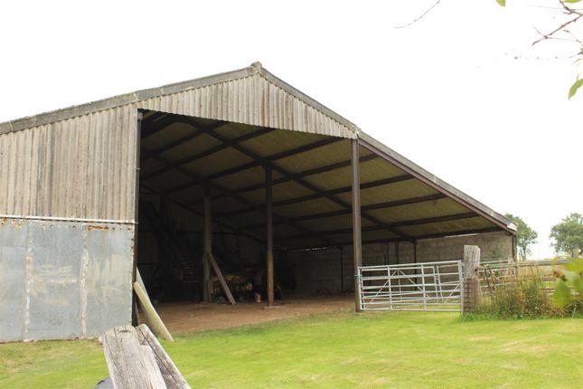 Studio for sale in Lower Haroldston, Merlins Bridge, Haverfordwest SA62