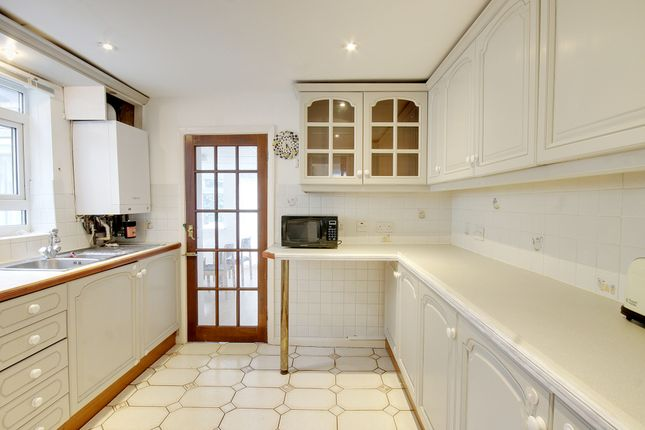 Thumbnail Terraced house to rent in Monega Road, London