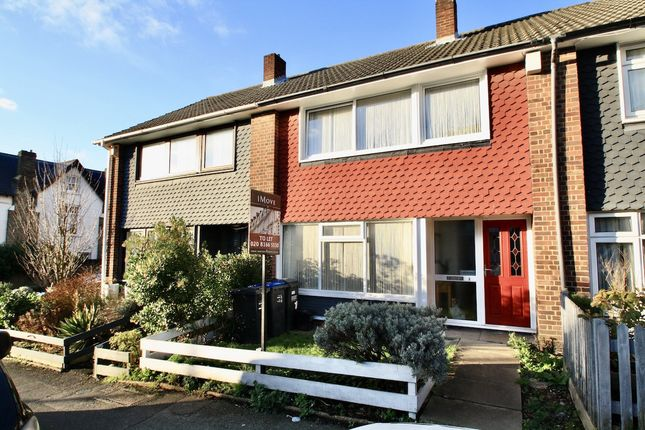 Thumbnail Terraced house to rent in Bedwardine Road, London