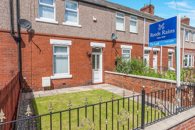 Thumbnail Terraced house to rent in Seaton Avenue, Blyth