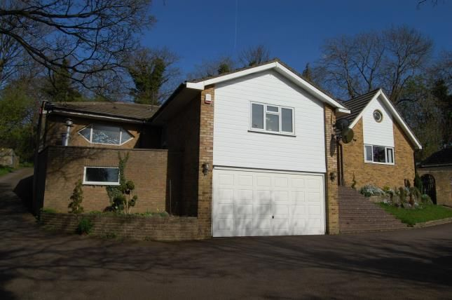 Thumbnail Bungalow for sale in Higher Drive, Purley, Surrey