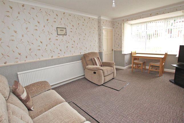 Lounge of Yvonne Crescent, Carlton, Nottingham NG4