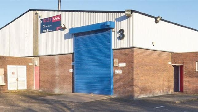 Thumbnail Light industrial to let in Unit 3, Drive A, First Avenue, Deeside Industrial Park East, Deeside, Flintshire