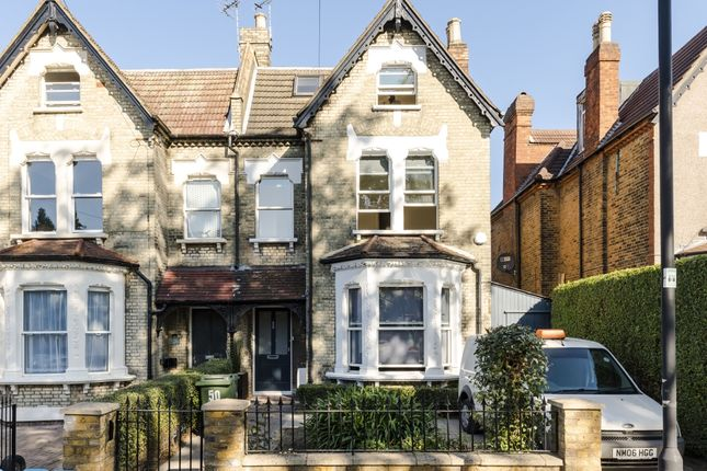 Thumbnail Flat to rent in Madeira Road, London
