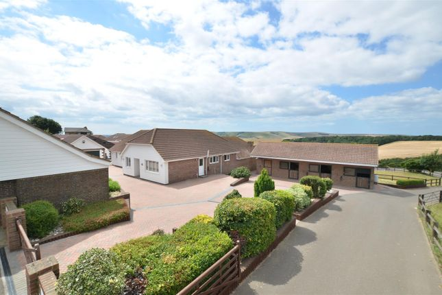 Thumbnail Equestrian property for sale in The Old Racecourse, Lewes