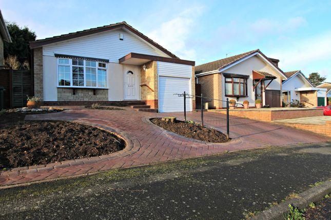 Thumbnail Bungalow for sale in Albany Close, Kidderminster