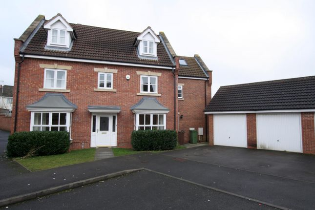 Thumbnail Detached house to rent in South Bank, Cheltenham
