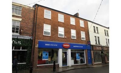 Thumbnail Retail premises for sale in 8-10 Church Street, Ormskirk, Lancashire