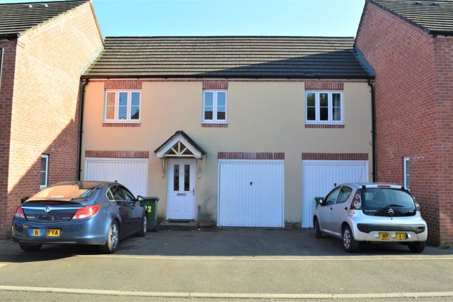 Thumbnail Flat for sale in Bluebell View, Llanbradach, Caerphilly